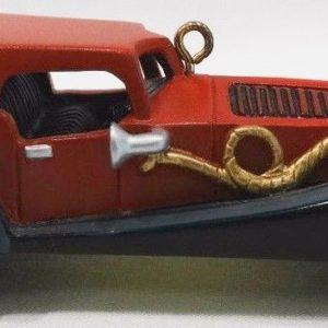 Cruella Car Ornament